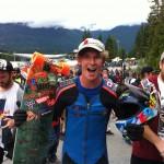 Patrick Switzer wins Whistler