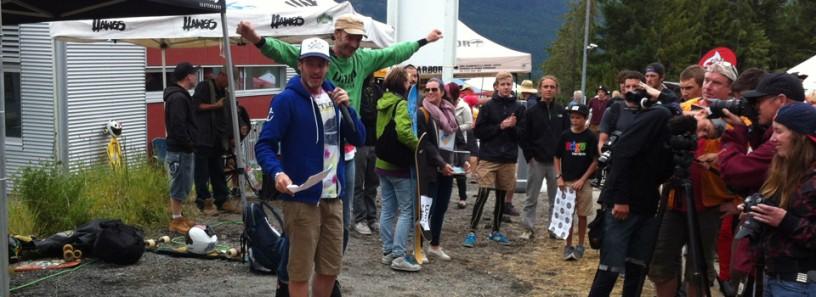 Whistler Longboard Festival 2014