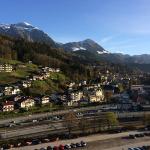 View on Berchtesgaden