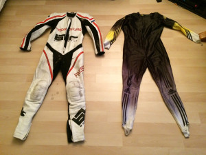Luge suits